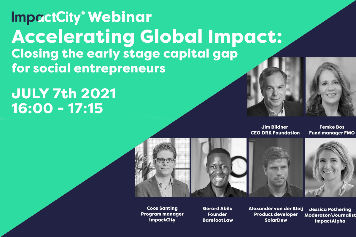 Upcoming Event: Accelerating Global Impact